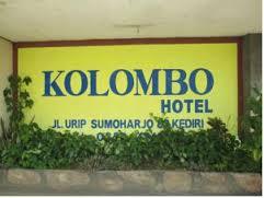 Hotel Kolombo (real size)