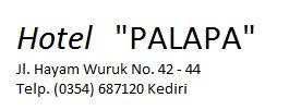 Hotel palapa (real size)