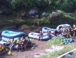 rafting kontho