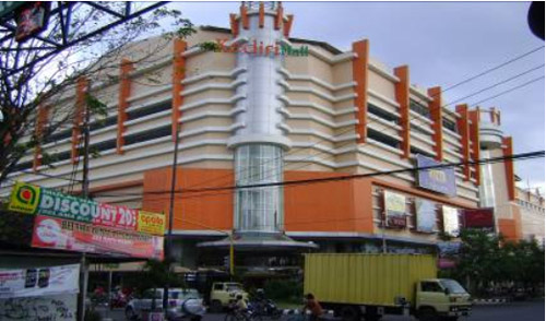 kediri mall (real size)