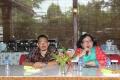Pertemuan  BPC PHRI Kediri Raya di Bu Lanny