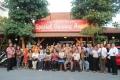 Pertemuan BPC PHRI Kediri Raya di RM Bu Eko Pare