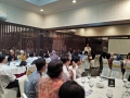 Pertemuan BPC PHRI Kediri Raya di Grand Panglima