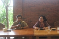 Pertemuan BPC PHRI Kediri Raya di Keboen Rodjo
